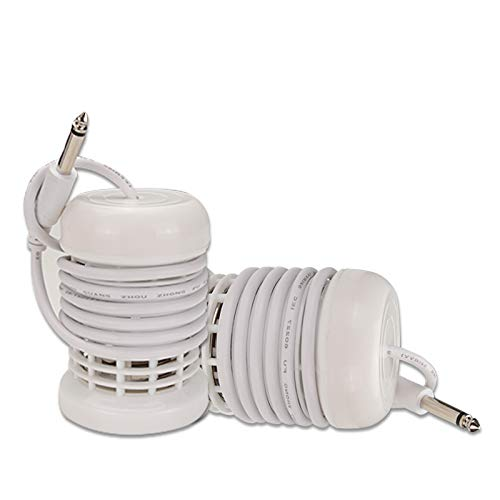 Vitaciti 2 Round Arrays for Ionic Detox Foot Bath Spa Cleanse Machine Replacement Array Accessory White from Vitaciti