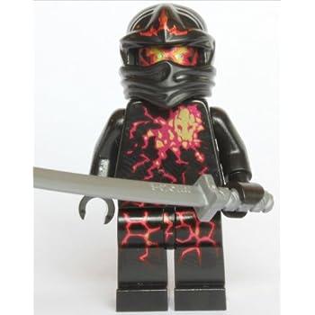 amazoncom lego ninjago nrg cole and sword shamshir