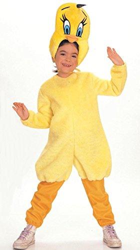 Tweety Bird Halloween Costume (Tweety Bird Toddler Costume)
