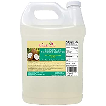 Amazon.com: 7 lb Premium MCT aceite derivados de aceite de ...