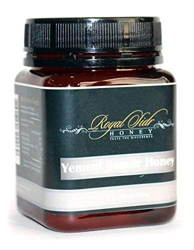 - Raw Yemeni Honey (Sumur, 285g) - عسل سُمر يمني طبيعي