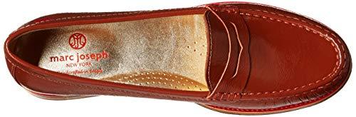Joseph Women's Patent 1 Walnut Loafer East New Village Tumbled Marc York 7wqBfdxt7U