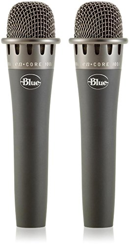 BLUE enCORE 100i Dynamic Microphone - Buy One, Get One Free by Blue