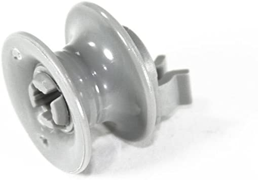 4581DD3002A Upper Dishrack Roller Assembly by Sikawai for LG Kenmore Dishwasher