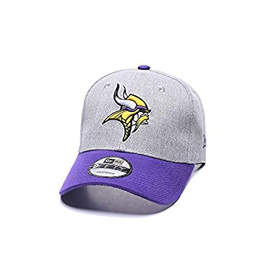 Eras edge Adult Men's Challenger Baseball Cap, Adjustable All-Star Baseball Hat (Minnesota Vikings)