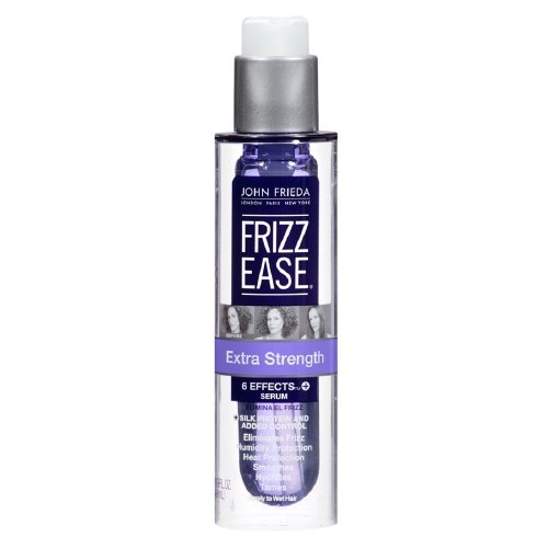 John Frieda Collection Frizz-Ease Hair Serum, Extra Strength Formula, 1.69 Ounce (Pack of 6)