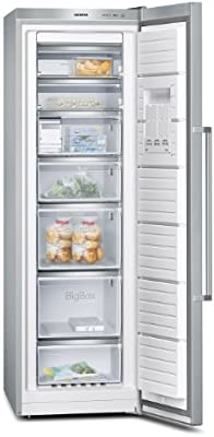 Siemens GS36NBI30 - Congelador Vertical Gs36Nbi30 No Frost: Amazon ...