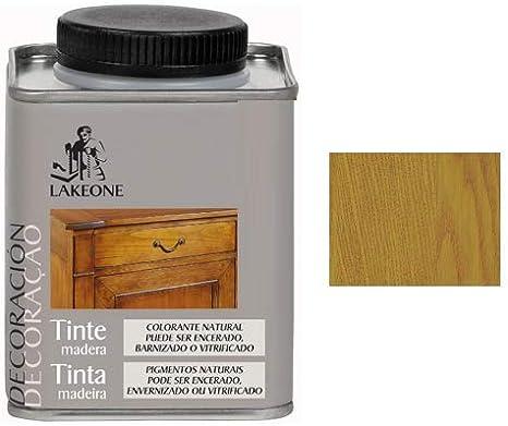 Lakeone LA50101/250M/14 Tinte para La Madera, Roble, 225 ml