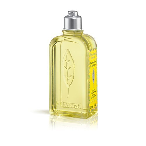 L'Occitane Crisp Citrus Verbena Shampoo Enriched With Grapefruit Extract and Organic Verbena, 8.4 Fl. oz. (Sensation Shampoo Citrus)