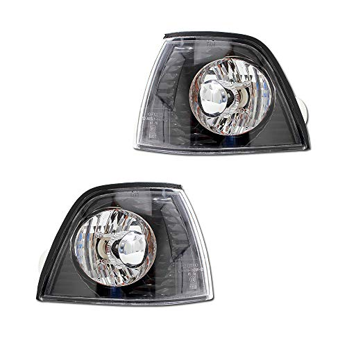 Pro Car Parts Euro Clear Front Corner Lights for BMW E36 4DR