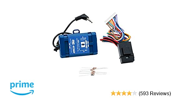 Amazon Pac Swi Rc Steering Wheel Control Interface Car Electronics