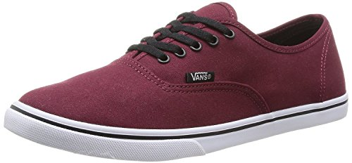 Vans Classic Authentic Lo Pro Sneakers Tawney Port/True White free shipping 2014 2014 newest sale online explore online outlet hot sale h3Od4O