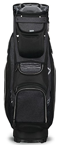 Callaway Golf 2018 Org 14 Cart Bag, Black/Silver/White by Callaway (Image #2)