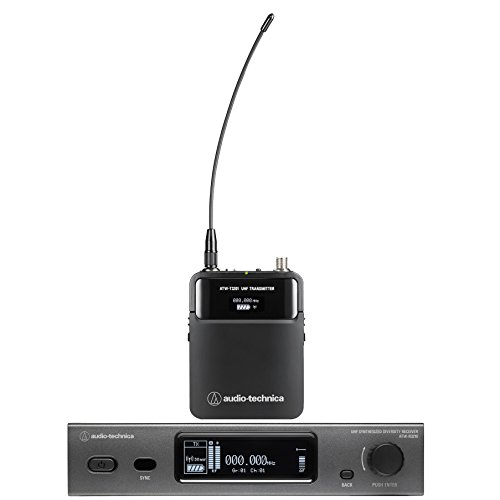 Audio-Technica 3000 Series Wireless System Wireless Microphone System (ATW-3211DE2)