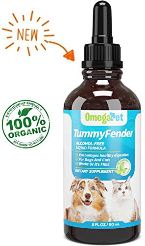 OmegaPet Liquid Dewormer for Cats and Dewormer for Dogs