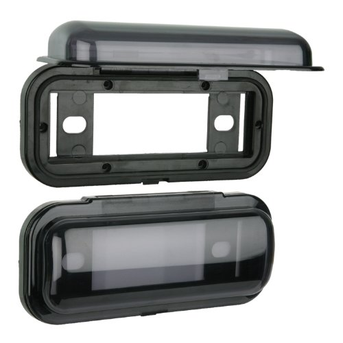 Metra 99-9005B Black Universal Water-Resistant Radio Cover