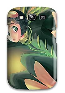 New Premium MarvinDGarcia Bleach Skin Case Cover Excellent Fitted For Galaxy S3 7761586K87937168