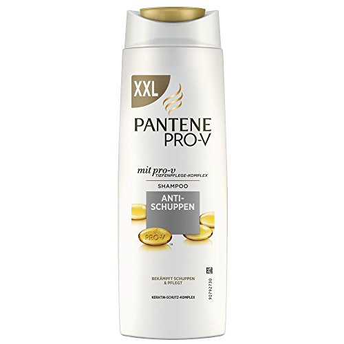 Pantene Pro-V Shampoo Anti-Schuppen für alle Haartypen, 3er Pack (3 x 500 ml)
