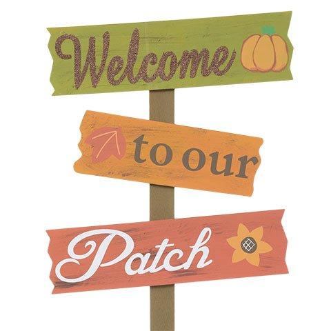 Fall Harvest Yard Signs, 24