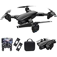 piberagi Drone with Camera 4K FPV RC Quadcopters Drones with Camera for Adults 2.4GHz Remote/Phone/APP Controlled HD…