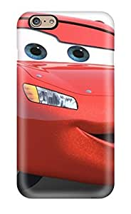 Premium [rwJgtbS2164xzDzq]cars Toon Picture Of Vehicle Case For Iphone 6- Eco-friendly Packaging