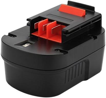 Exmate 12V 3.5Ah NIMH Batería para Black & Decker HPB12 A12 A1712 A12E A12-XJ HP122 FS120B FSB12