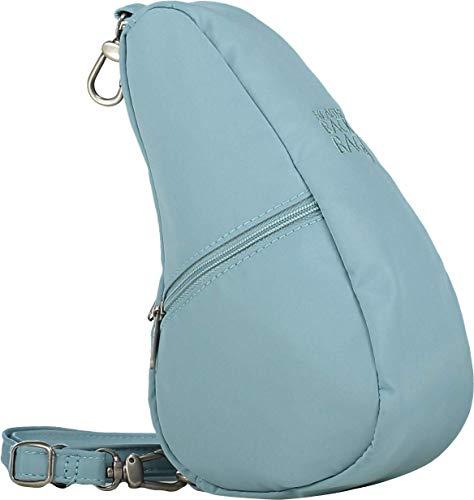 (AmeriBag Healthy Back Bag tote Microfiber Baglett (Blue Sage))