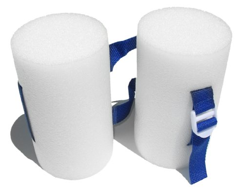 """Pull Buoy, 7"""" Blue Strap, Made in USA"""