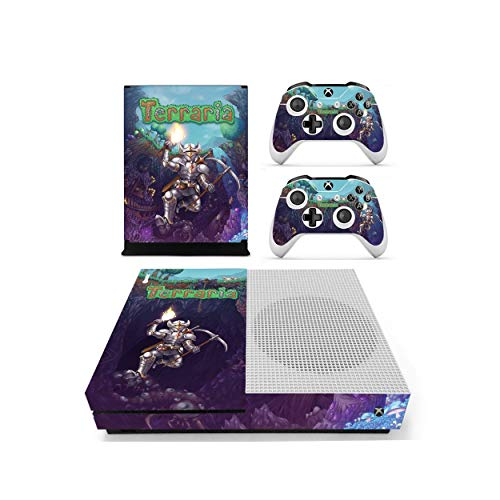 Elite Gaming Gear Terraria Edition Elite Skinz complete vinyl set for XB1-S]()