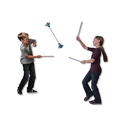 Green Jolly JRS Beginner Juggling Sticks: Toys & Games