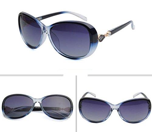 De Compras Gafas Viajan Moda La De A Sol Señoras Las Azul Las De Szxwxq