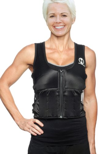 Hyperwear 5 Pound Adjustable Weighted Workouts product image