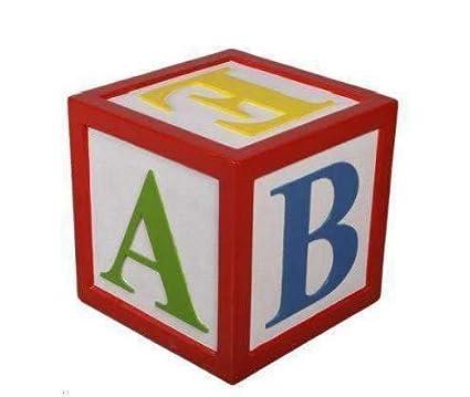 Amazon.com: LM Treasures - Bloque de letras para decoración ...
