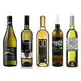 White Wine Sampler - Five (5) Non-Alcoholic Wines