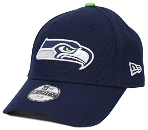 Seattle Seahawks New Era Youth NFL 9Forty