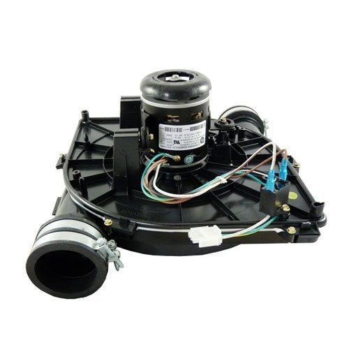 320725-756 - Bryant Furnace Draft Inducer / Exhaust Vent Venter Motor - OEM Replacement by Replacement for Bryant