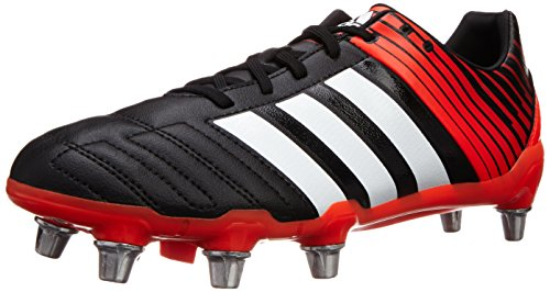 many kinds of cheap price adidas Regulate Kakari SG Mens Rugby Boots Black free shipping shop offer INFEu