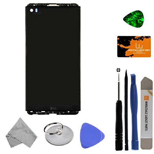 LCD, Digitizer & Frame Assembly for LG V20 with Tool Kit by Wholesale Gadget Parts