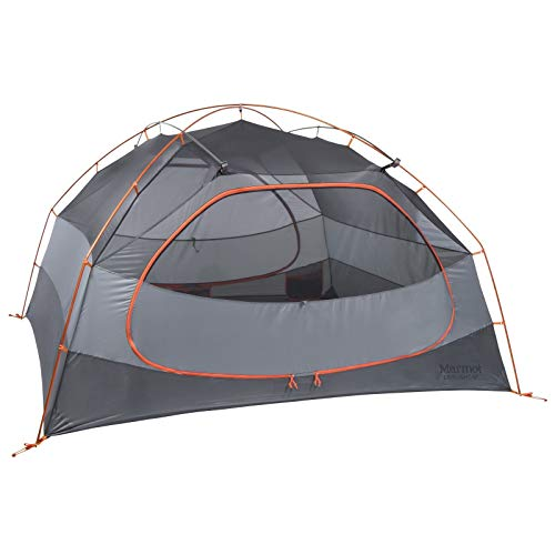 - Marmot LimeLight 4Person Tent Cinder Rust 4p