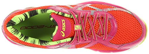 Womens Tomato Show Running or Safety cm US 7 Lite Asics Cherry Size GT 24 3 Color 2000 Shoes Light 1xgXaq