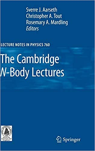 The Cambridge N-Body Lectures: Preliminary Entry 9010