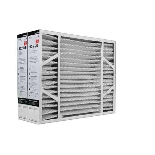 honeywell 25x20x4 furnace filter - 8