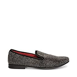 Caviarr Slip-On With Rhinestones