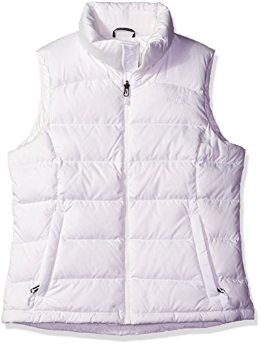 North Face Nuptse 2 Vest - Women's (Medium, TNF White)