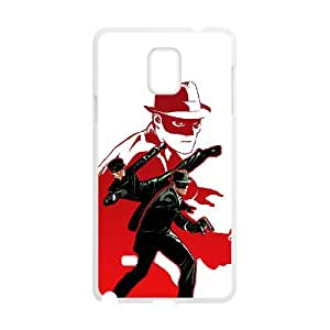 HXYHTY The Green Hornet 2 Phone Case For Samsung Galaxy note 4 [Pattern-2]