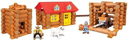 Lincoln Logs rotwood Junction - Amazon Exclusive by Lincoln Log Toys