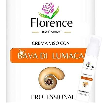 Crema de Baba de Caracol Facial con Ácido Hialurónico, Extracto de Goji Orgánico y Vitaminas