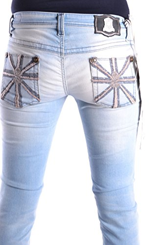 Monde Jeans Cotone Azzurro Bandits Mcbi033001o Du Donna gEScyy5q