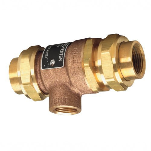 1/2 inch 9DS-M3 Watts sweat backflow preventer with atmospheric vent by (Atmospheric Backflow Preventer)