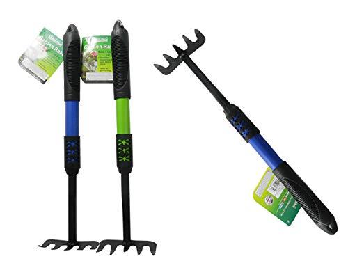 DollarItemDirect Garden Rake Tool Size: 14.6'' Long, Case of 24